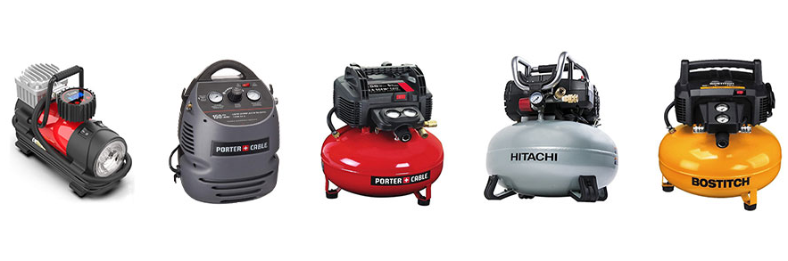 The 5 Best Mini Air Compressors Reviewed – With Complete Buyers Guide