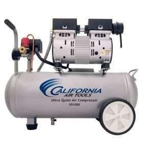 California Air Tools 5510SE Ultra Quiet Steel Tank Air Compressor
