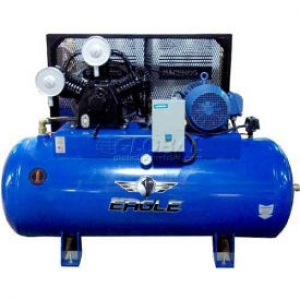 Eagle 101120H2-MS208 Single Phase Horizontal Air Compressor