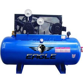 Eagle 105120H2-CS575 Horizontal Air Compressor 36 CFM