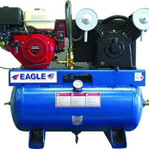 Eagle 11G30TRKE-H Truck Mount Air Compressor w/ 13 HP
