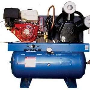 Eagle 13G30TRKE Electric Start Truck Mount Air Compressor