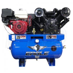 Eagle 13G30TRKE-V4 Honda Power Truck Mount Air Compressor
