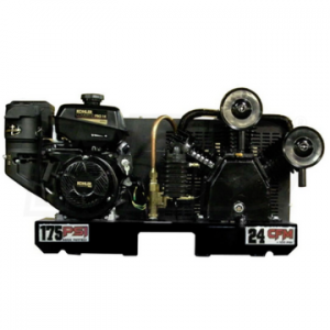 Eagle 14GSKTRKE Skid Mount Air Compressor Kohler Power