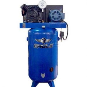 Eagle 5380V2-CS4 Upright Air Compressor 460 volt Power