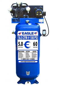 Eagle C5160V1 Electric Stationary Air Compressor
