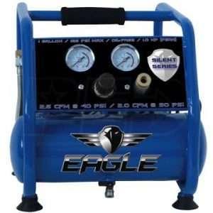 Eagle EA-3000 Silent Series Hot Dog Air Compressor W/ Panel