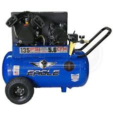 Eagle P3120V1-CC Portable & Vertical Air Compressor