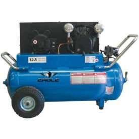 Eagle P4125H1 Portable & Horizontal Compressor 220V Power