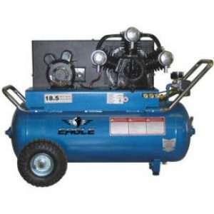 Eagle P5125H1 Portable & Horizontal Compressor 18.5 CFM
