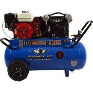 Eagle P55GE25H1 Portable & Horizontal Compressor Honda Power