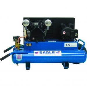 Eagle TT318E 220V Wheel Barrow Air Compressor 5 HP
