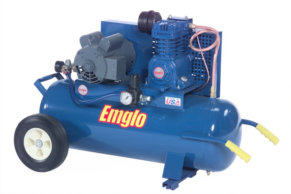 Emglo air compressors