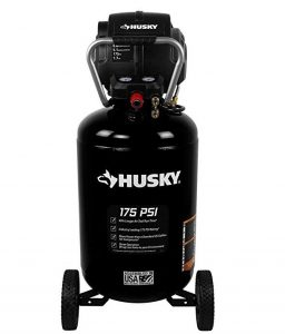 Husky Quiet Portable Air Compressor
