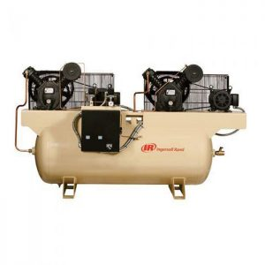 Ingersoll Rand 2-2475E5-P Stationary Air Compressor