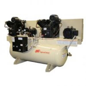 Ingersoll Rand 2-2475E7.5-P Stationary Air Compressor