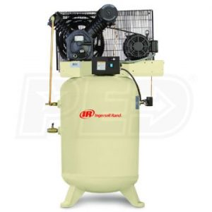 Ingersoll Rand 2545K10-V Stationary Air Compressor
