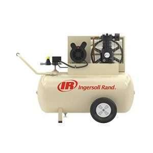 Ingersoll Rand SS3F2-GM Wheeled Air Compressor w ODP Motor