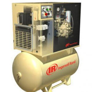 Ingersoll Rand UP6-10-125 Rotary Screw Air Compressor 10 HP