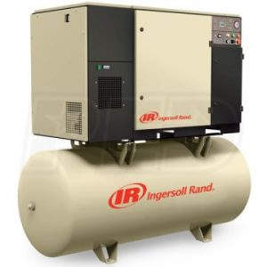 Ingersoll Rand UP6-10-150 Rotary Screw Air Compressor 10 HP