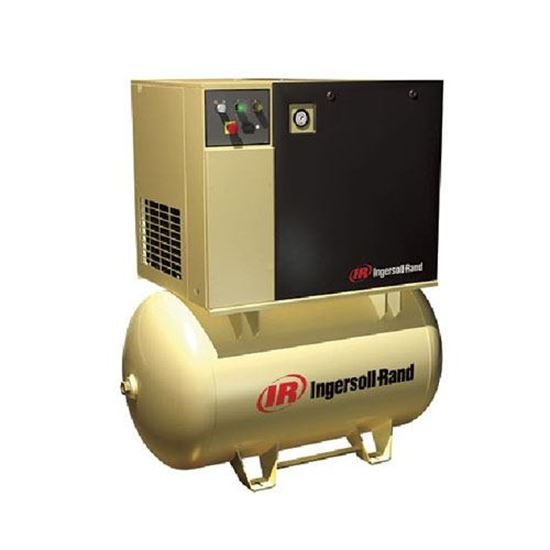 Ingersoll Rand UP6-15c-125 Rotary Screw Air Compressor 15 HP