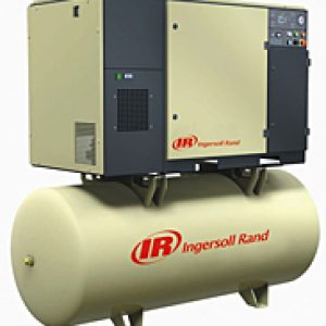 Ingersoll Rand UP6-15c-150 Rotary Screw Air Compressor 15 HP