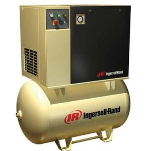 Ingersoll Rand UP6-15cTAS-125 Rotary Screw Air Compressor 15 HP