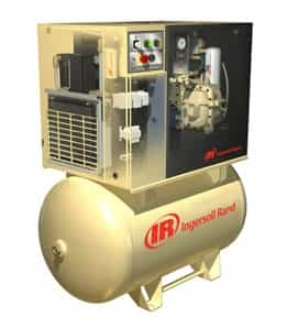 Ingersoll Rand UP6-15cTAS-150 Rotary Screw Air Compressor 15 HP