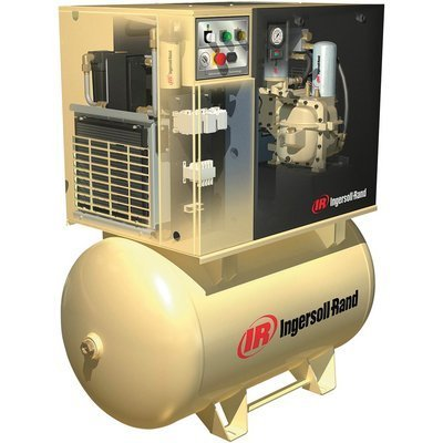 Ingersoll Rand UP6-7.5TAS-125 Rotary Screw Air Compressor