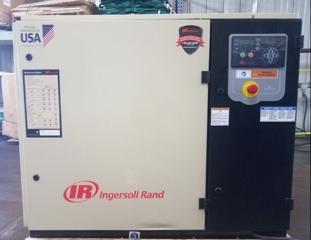 Ingersoll Rand UP6S-20-125 Rotary Screw Air Compressor