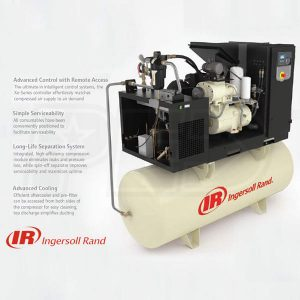 Ingersoll Rand UP6S-25-125 Rotary Screw Air Compressor