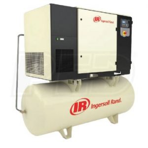 Ingersoll Rand UP6S-30-125 Rotary Screw Air Compressor