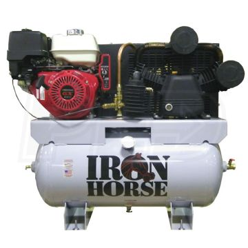 Iron Horse IH11G30TRKE Truck Mount Compressor Honda Power