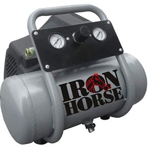 Iron Horse IHHD1020F-NK2 Hand Carry Compressor 1 HP