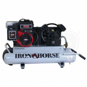 Iron Horse IHTT60G-BS Compressor W/ Briggs & Stratton Engine