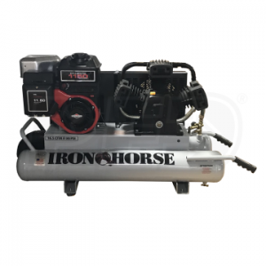 Iron Horse IHTT80G-BS Stationary 8 HP Compressor