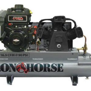 Iron Horse IHTT80GE-BS Electric Start Stationary Compressor