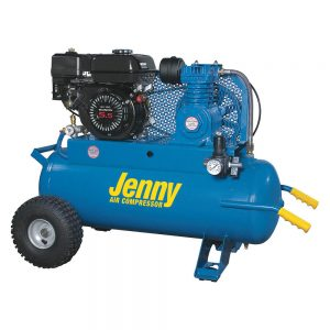 Jenny C6HGA-17P Portable Air Compressor 6.5 HP