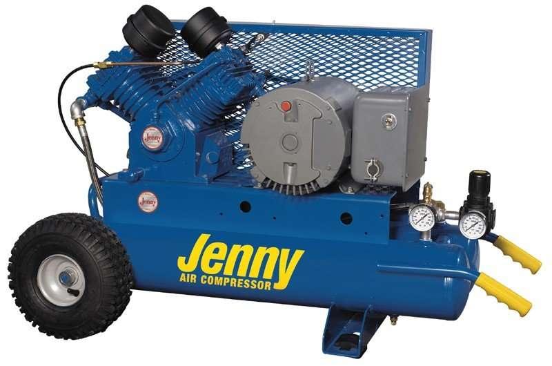 Jenny G3A-15P Portable Air Compressor