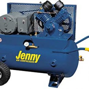 Jenny G3A-17P Portable Air Compressor 13.8 CFM