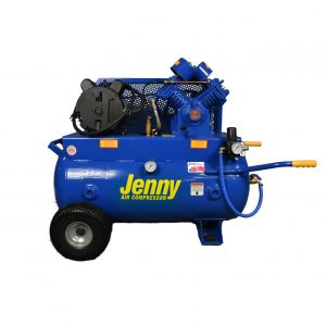 Jenny G3A-30P Portable Air Compressor 30 Gallon