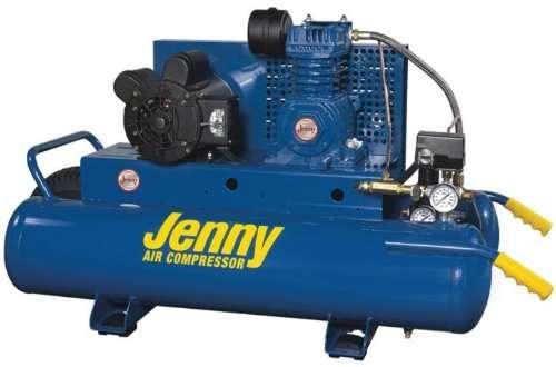 Jenny G3A-8P Portable Air Compressor