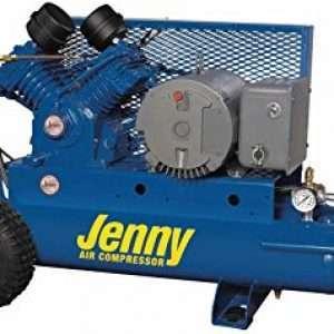 Jenny G5A-15P Portable Air Compressor 5 HP