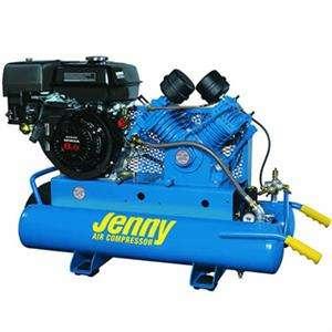 Jenny G9HGA-15P Portable Air Compressor