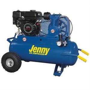 Jenny G9HGA-30P Portable Air Compressor 30 Gallon