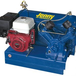 Jenny G9HGA-SM Skid Mount Air Compressor