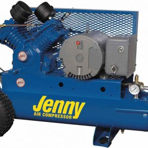 Jenny GT5B-8P2 Portable Air Compressor