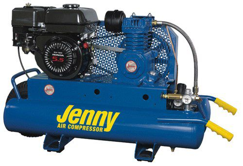 Jenny GT9HGB-15P2 Portable Air Compressor
