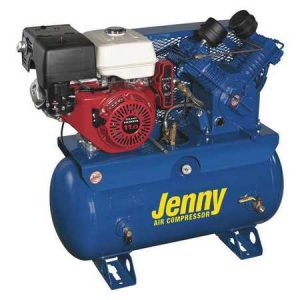 Jenny J13HGA-SM Skid Mount Air Compressor