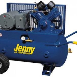 Jenny J5A-30P Portable Air Compressor 24 CFM